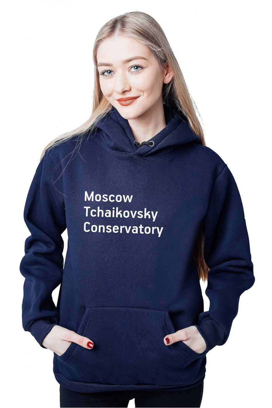 Толстовка МГК им. П.И. Чайковского №3