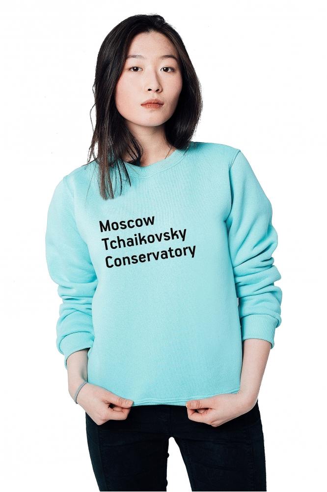 Свитшот МГК им. П.И. Чайковского №3