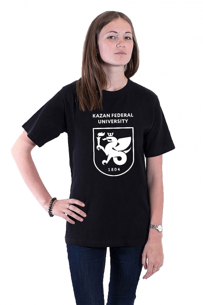 Футболка КФУ №3