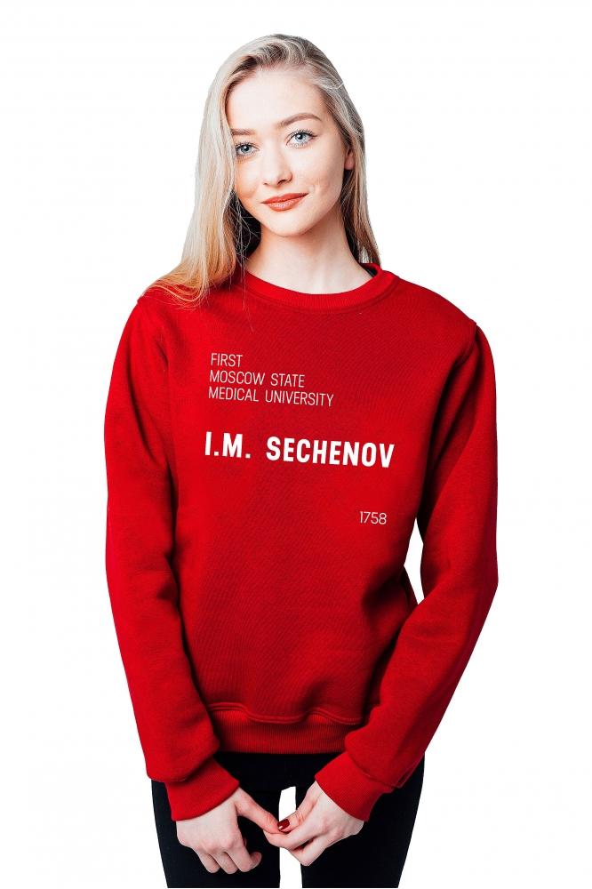 Свитшот МГМУ им. Сеченова №3