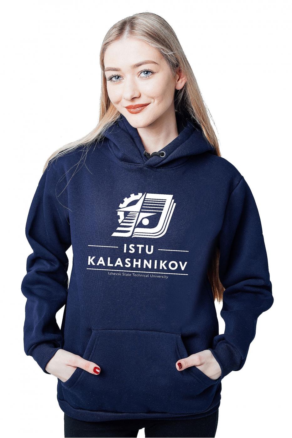 Толстовка ИГТУ им. Калашникова №3