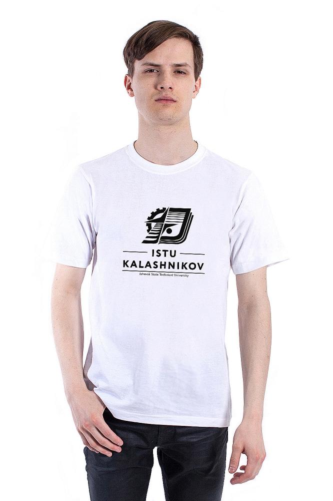 Футболка ИГТУ им. Калашникова №3