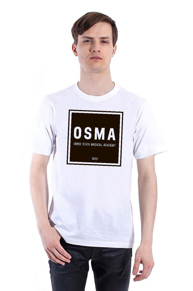 Футболка ОмГМА №3