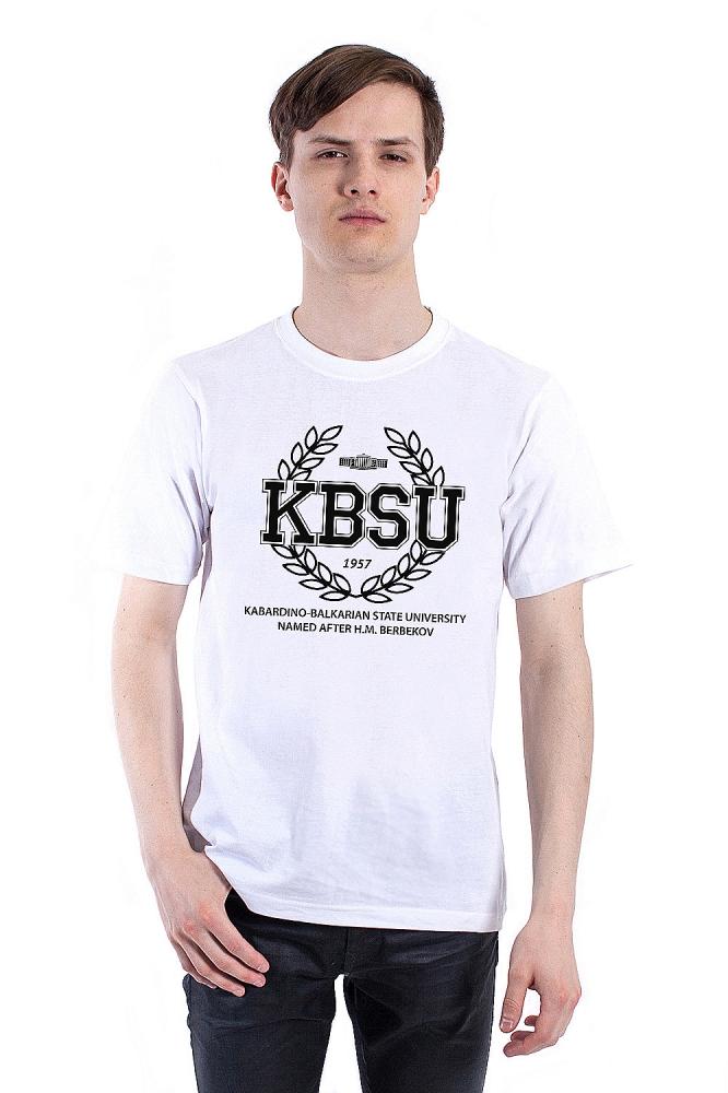 Футболка КБГУ №2