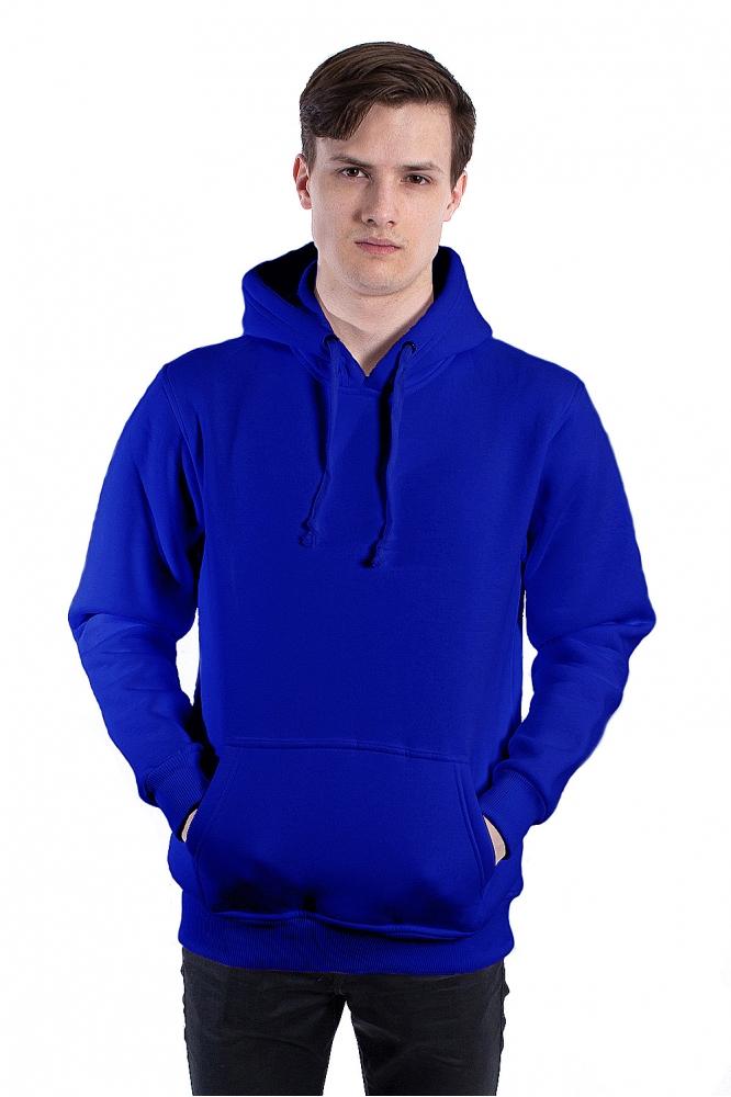 Синяя толстовка