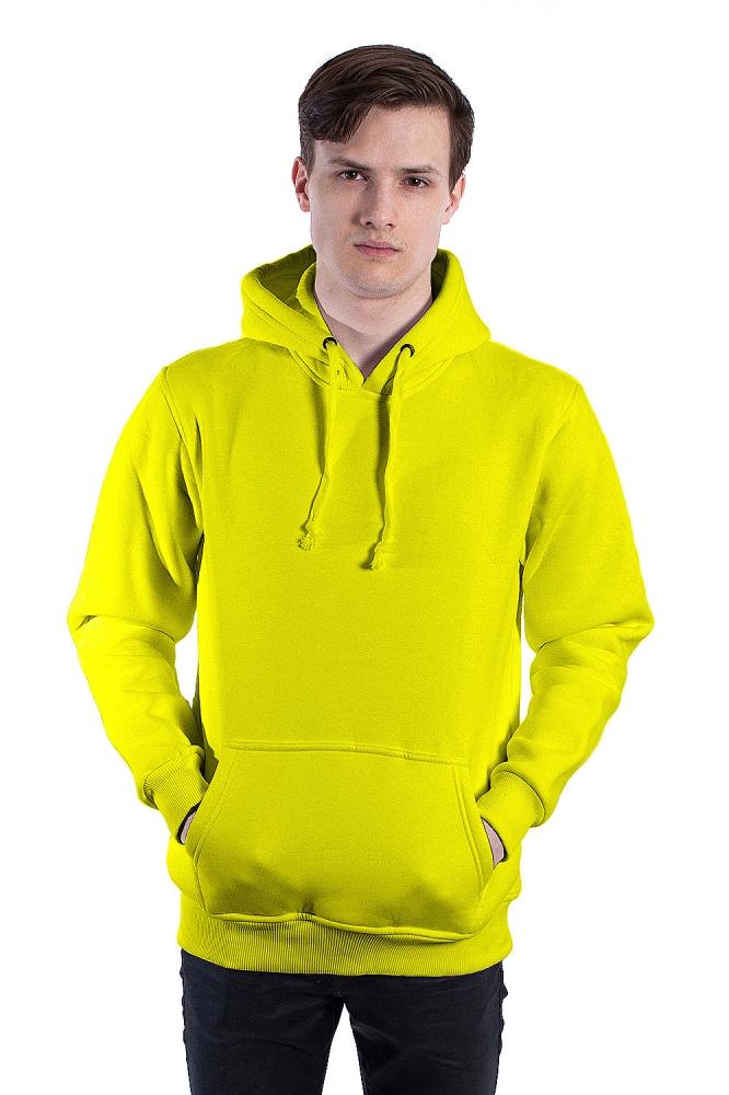 Желтая толстовка