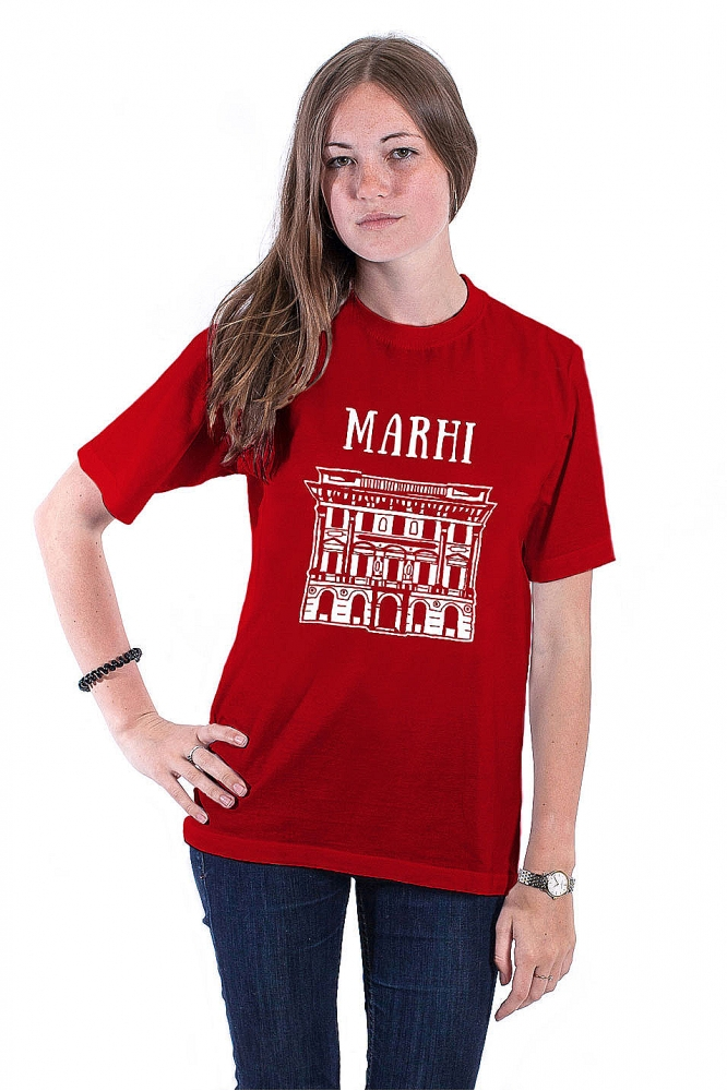 Футболка МАРХИ №1