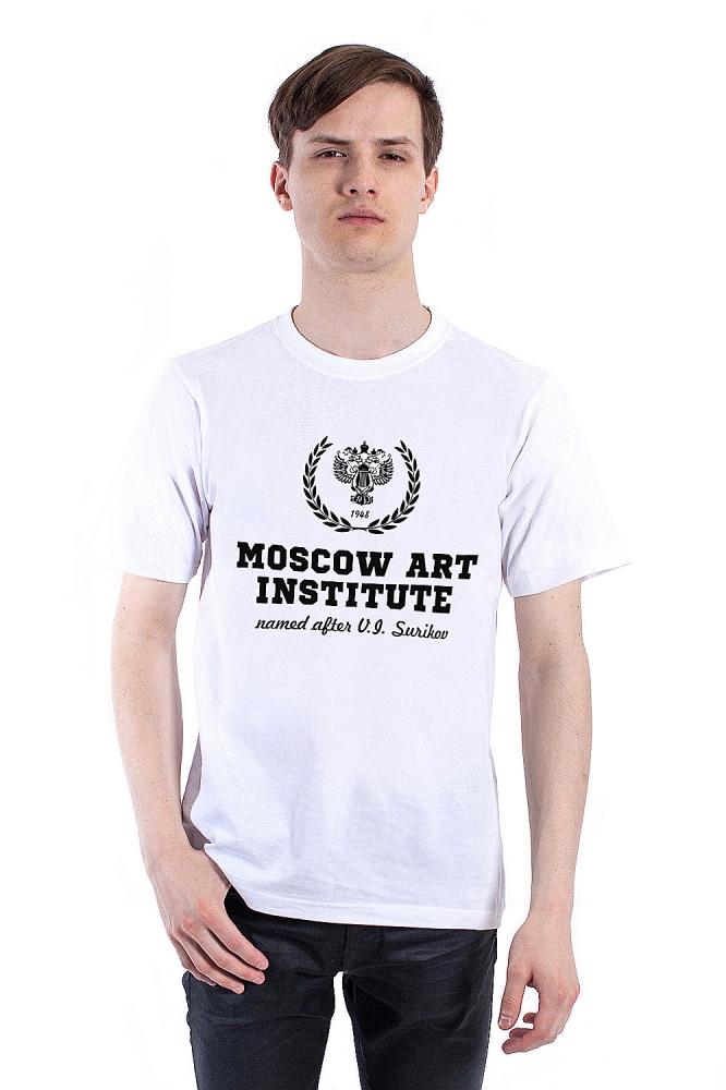 Футболка МГАХИ им. В.И. Сурикова №2