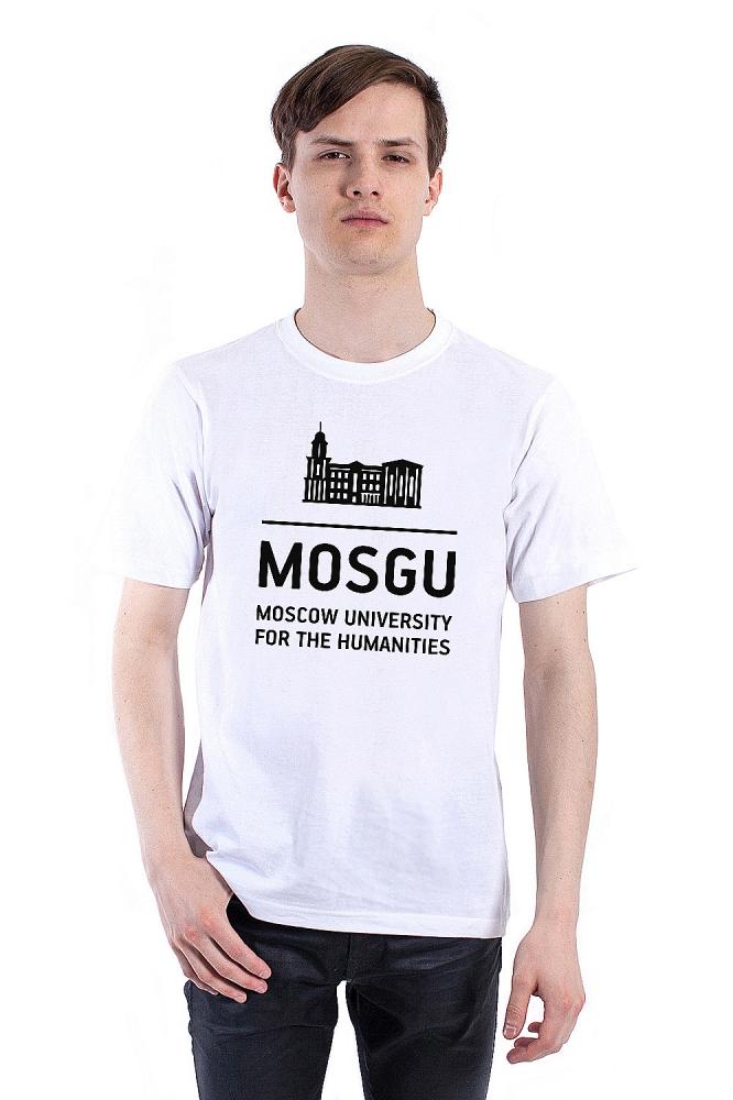 Футболка МосГУ №3