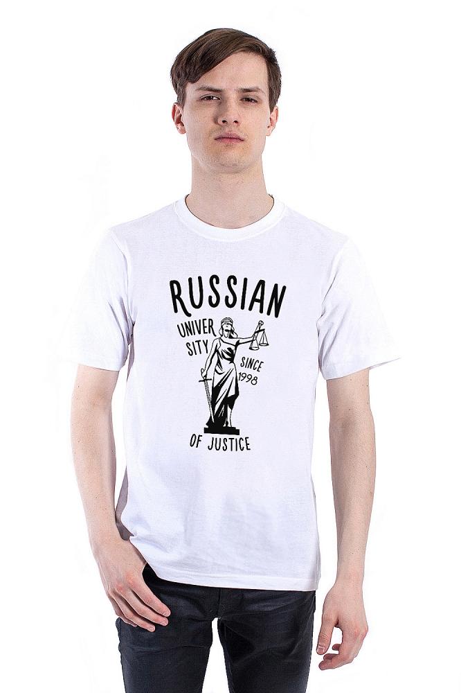Футболка РГУП №1