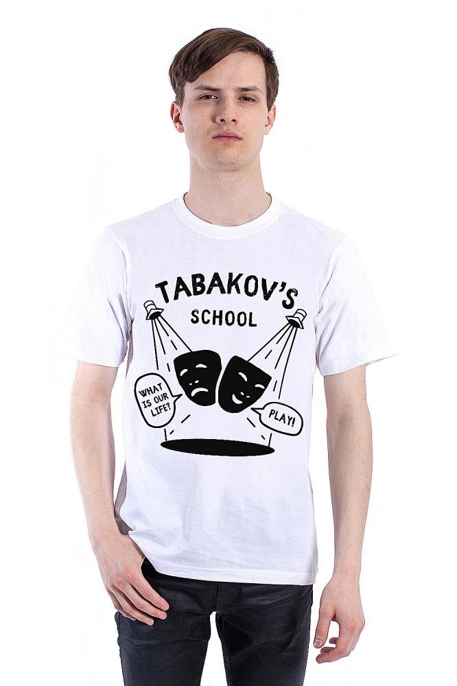 Футболка МТШ Табакова №1