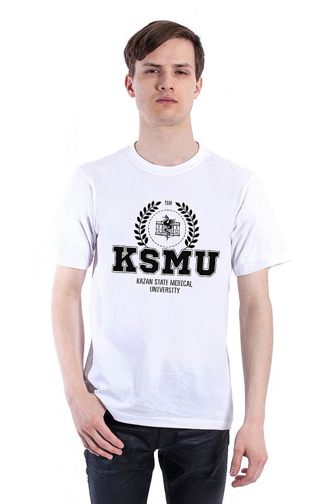 Футболка КГМУ №2